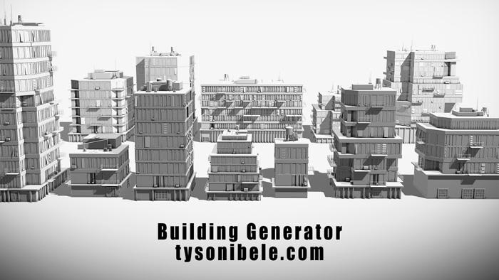 [Aporte] Crear edificios en 3D Max.